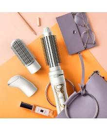 Xiaomi Wellskins Hot Air Comb, гибридный стайлер для волос