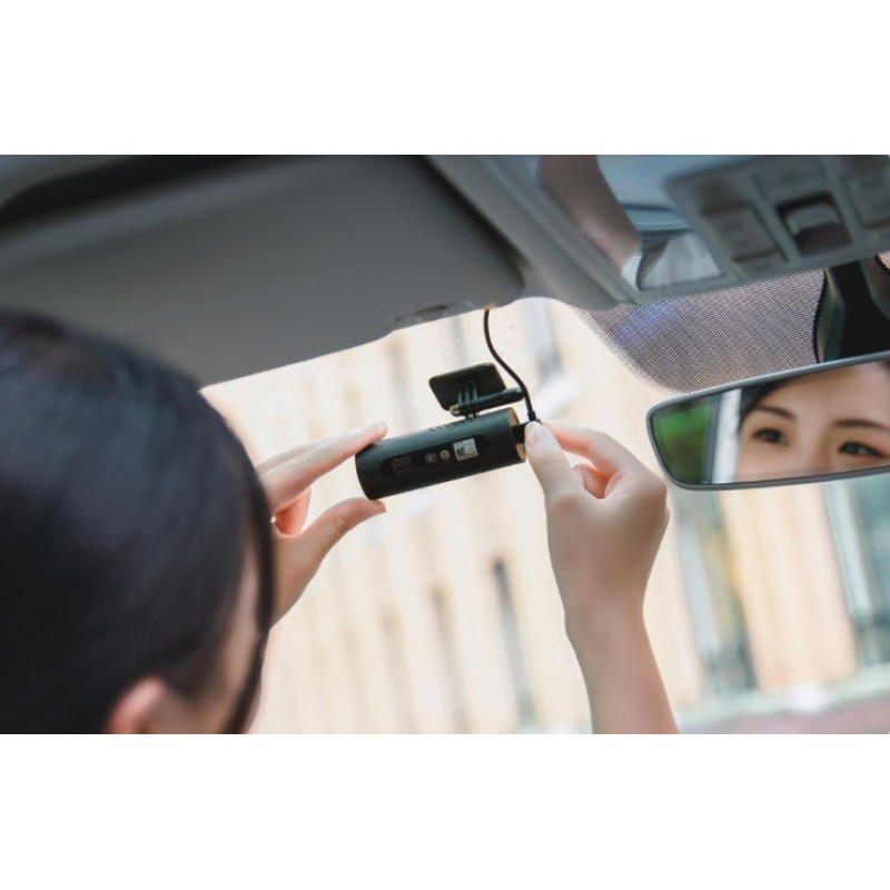 Xiaomi 70 Minutes 1S Smart WiFi Car DVR camera, видеорегистратор 1080p