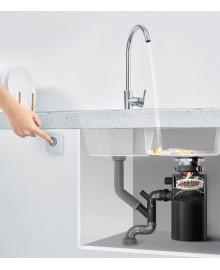 Xiaomi QCooker Kitchen Waste disposer, измельчитель пищевых отходов