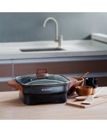 Xiaomi Qcooker Multi-Purpose Household Electric Hot Pot, электрогриль