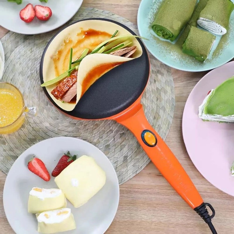 Xiaomi Liven Electric Pancake Pizza maker, электрическая блинница