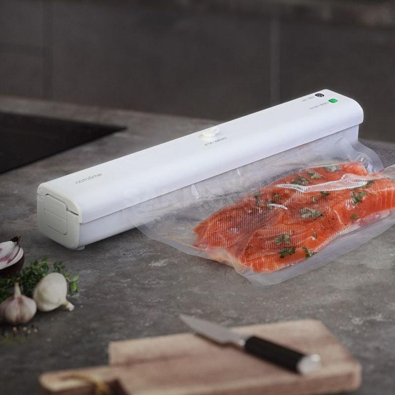 Xiaomi Nathome Nordic Vacuum Sealer, вакууматор