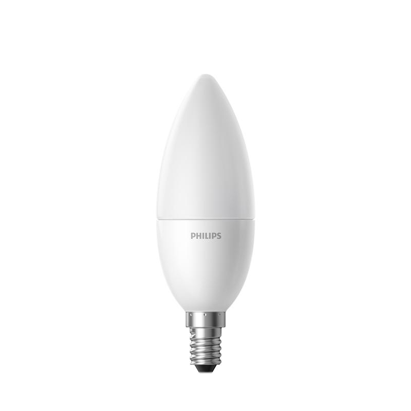 Led лампочка Xiaomi Philips Master LED candle Bulb GPX4009RT, матовая