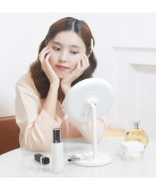 Xiaomi DOCO Daylight Mirror, зеркало для макияжа с подсветкой