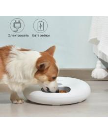 Xiaomi PetWant Food Feeder F6, автокормушка для домашних питомцев