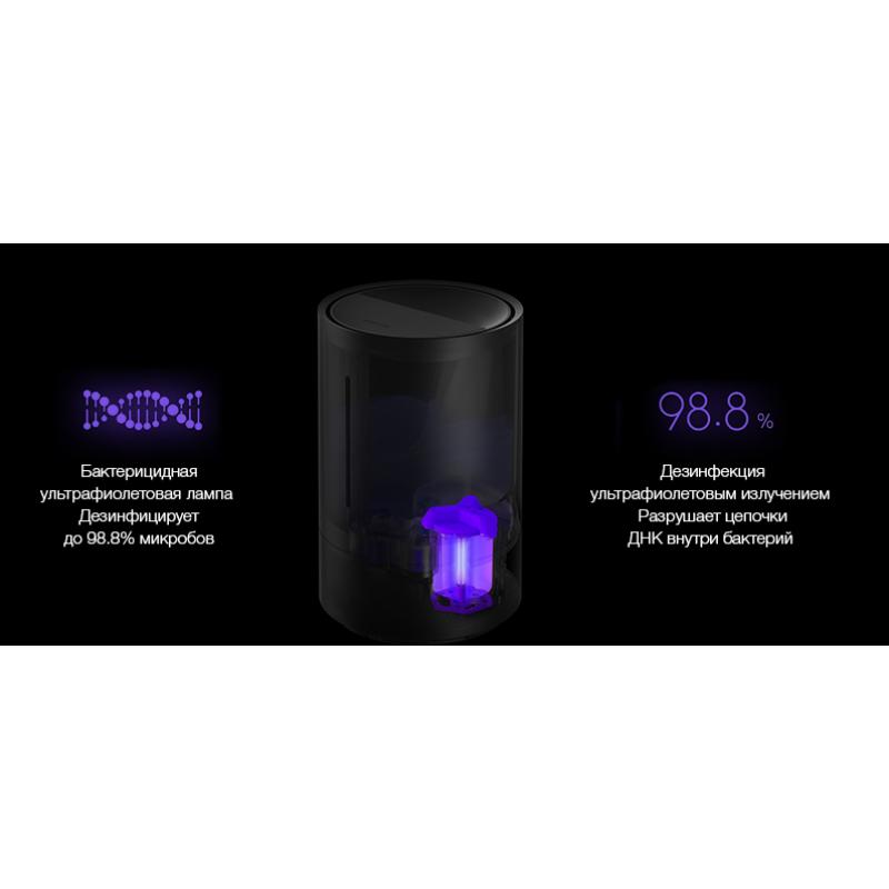 Xiaomi Mi Air Humidifier, умный увлажнитель воздуха